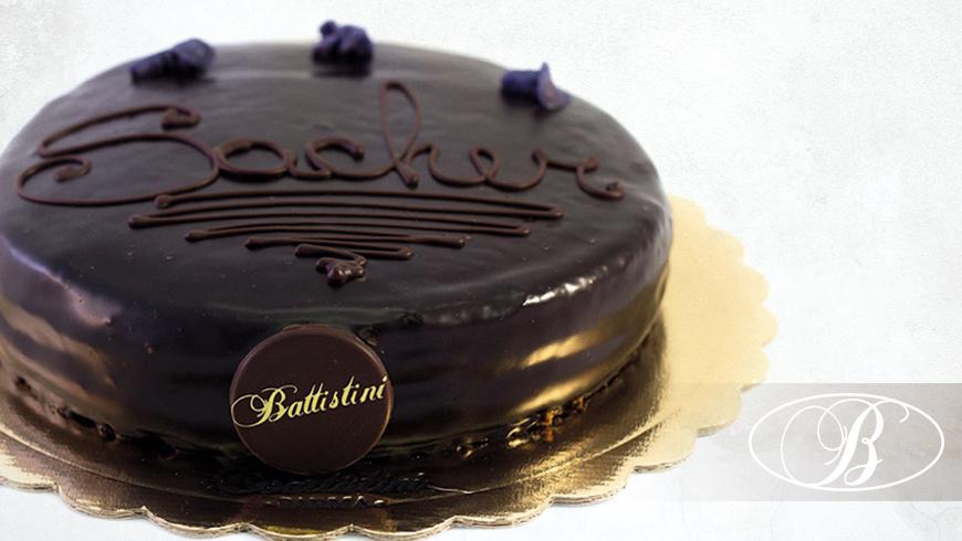 torta sacher battistini parma