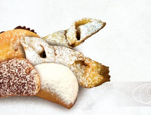 Chiacchiere, bomboloni e tortellini fritti: il carnevale a Parma