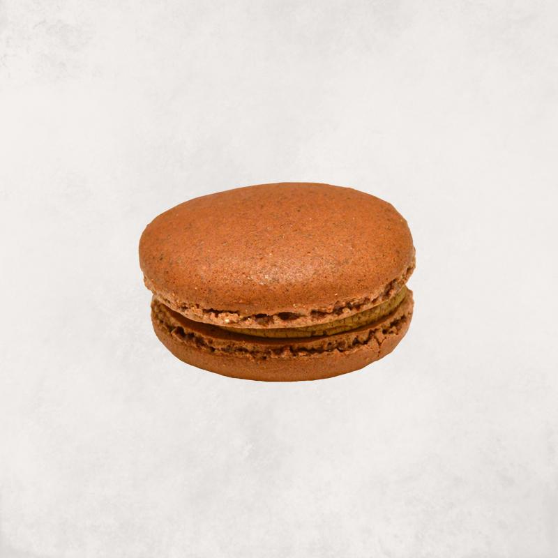 macaron-cacao