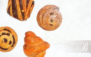 La pasticceria da colazione Battistini